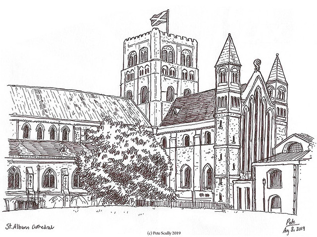 St Albans Cathedral sm