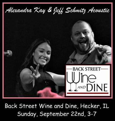 Alexandra Kay & Jeff Schmitz 9-22-19