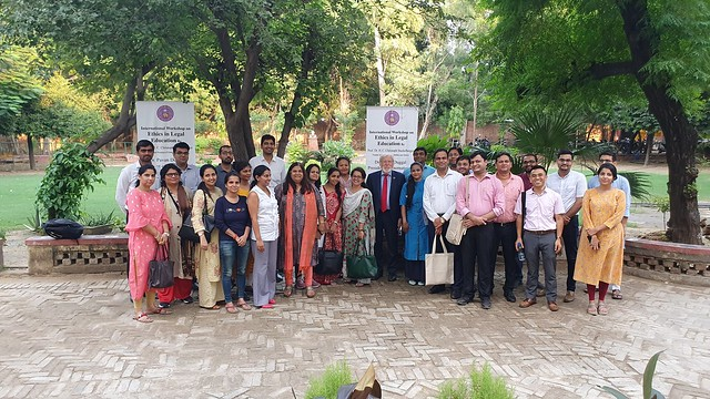 Empowering Law Professors in India, University of Delhi, Campus Law Centre, 13-14 September 2019