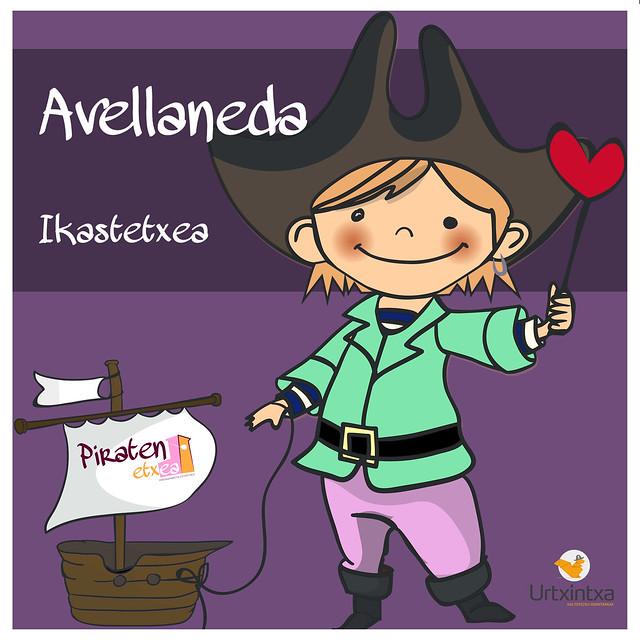 Pirata egonaldia- Avellaneda Ikastetxea 2019.10.07-2019.10.09