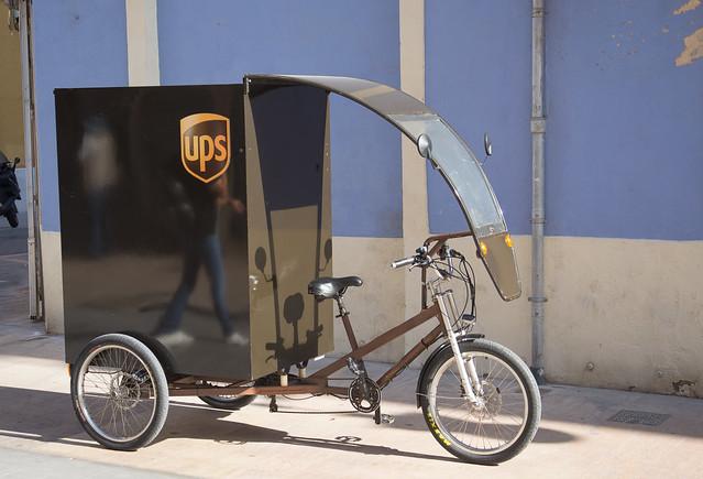 UPS Creature