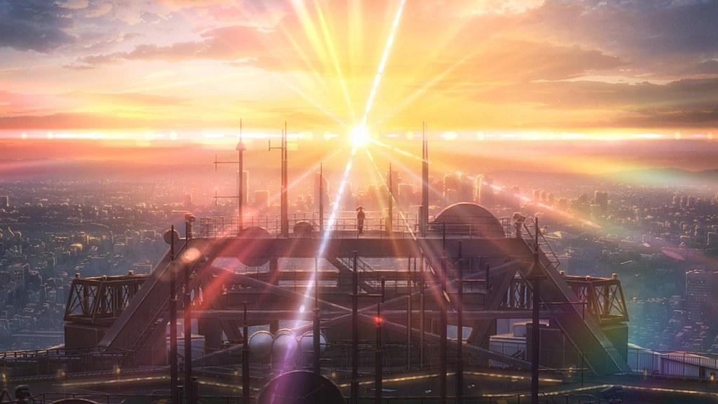 《天氣之子》劇照。圖片來源:IMDb