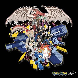 朝聖之地又一間!卡普空電玩週邊專賣店『CAPCOM STORE TOKYO』11 月 22 日隆重開幕!