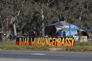 Tent Embassy | by blachswan