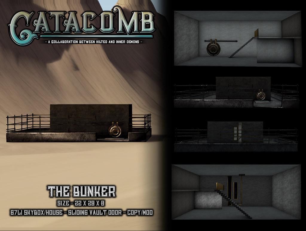 Catacomb The Bunker