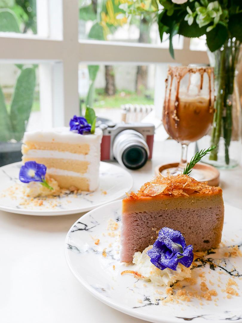 รีวิวภาพถ่ายเค้ก กล้อง Leica D-Lux 7