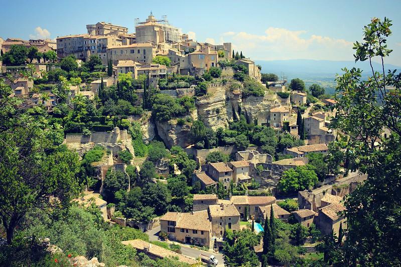 Roteiro Gordes - Luberon na Provence