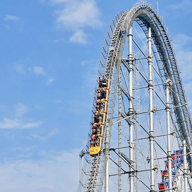 #後楽園遊園地 #東京ドームシティアトラクションズ #TokyoDomeCityAttractions #後楽園 #Korakuen #東京ドーム #TokyoDome #遊園地 #pleasureground #amusementpark #ジェットコースター #rollercoaster #文京区 #Bunkyoku #東京 #Tokyo #日本 #japan