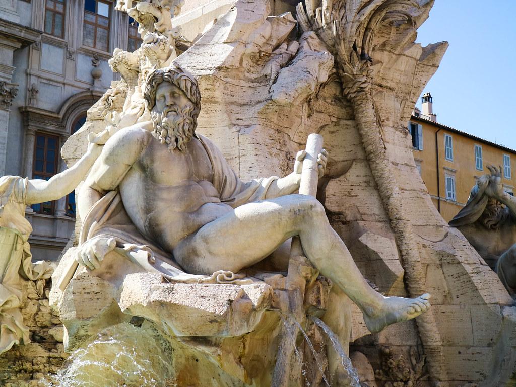 Paseo por la Piazza Navona