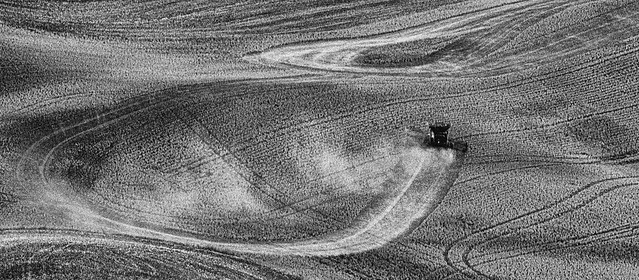 After the Harvest   The Palouse