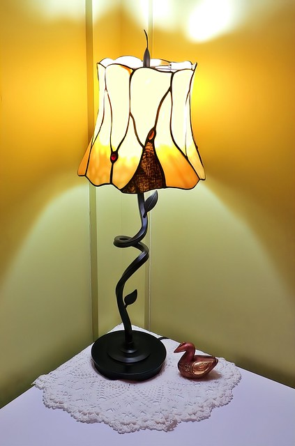 Tiffany Dale Lamp