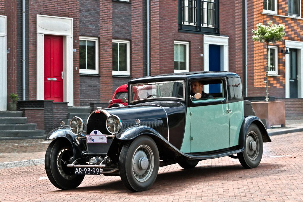 Bugatti T49 Coupé Fiacre 1931 (8416)