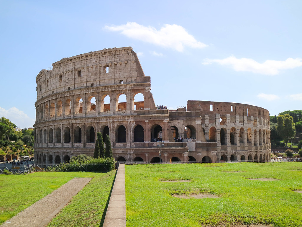 El Coliseo, imprescindible en un viaje a Roma en 3 días