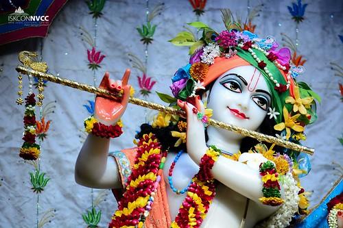 ISKCON Pune NVCC Deity Darshan 19 Sep 2019