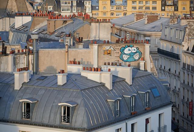 Parcours parisiens
