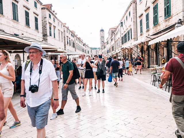 Budva, MN + Dubrovnik, CR
