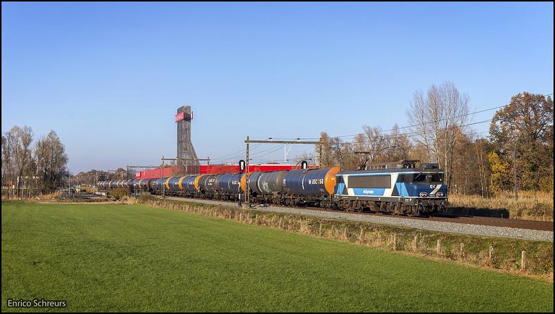 17 november 2018 - RailPromo/IRP 101001 - Hengelo Westermaat