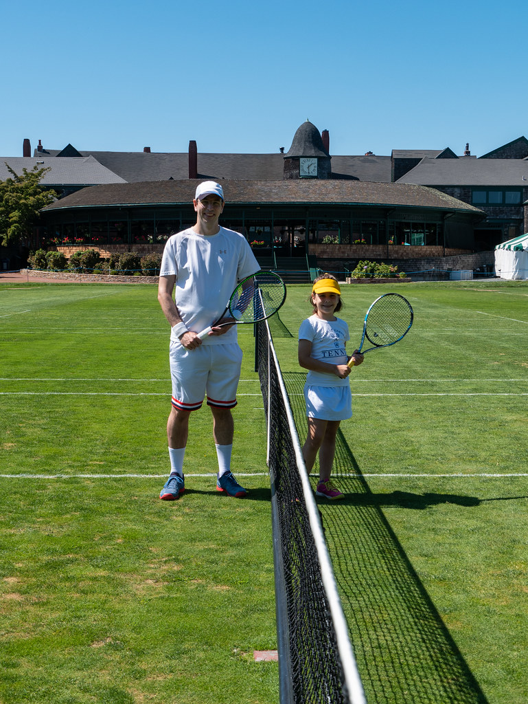 Grass Court Tennis