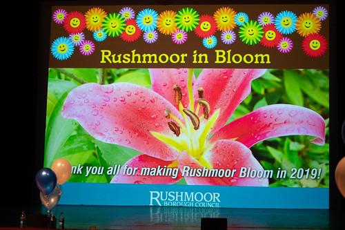 Rushmoor in Bloom 2019 awards ceremony