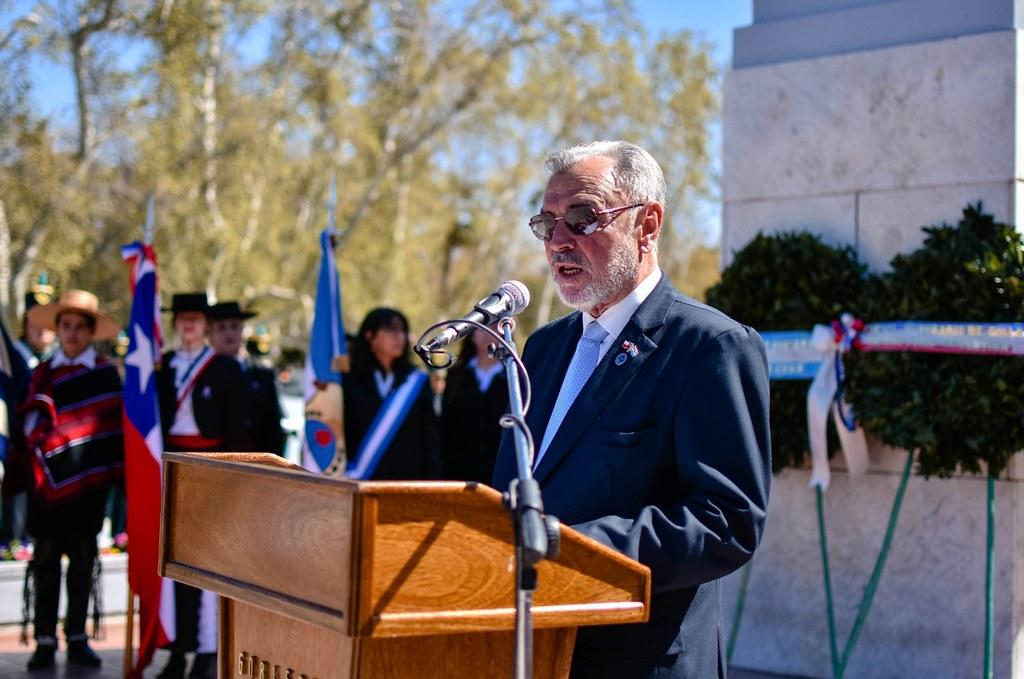 2019-09-18 GOBIERNO: Acto 209º Aniversario Chile