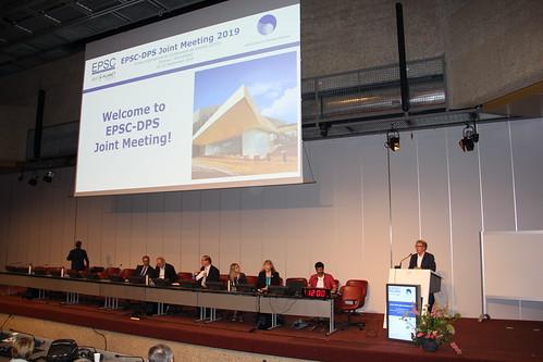 EPSC-DPS 2019, Geneva