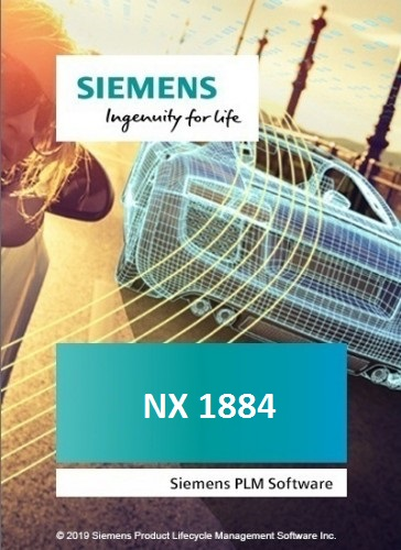 Working with Siemens NX 1884 Win64 full