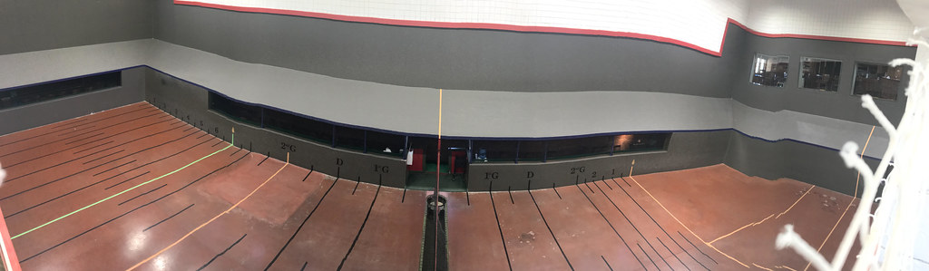 Court Tennis court