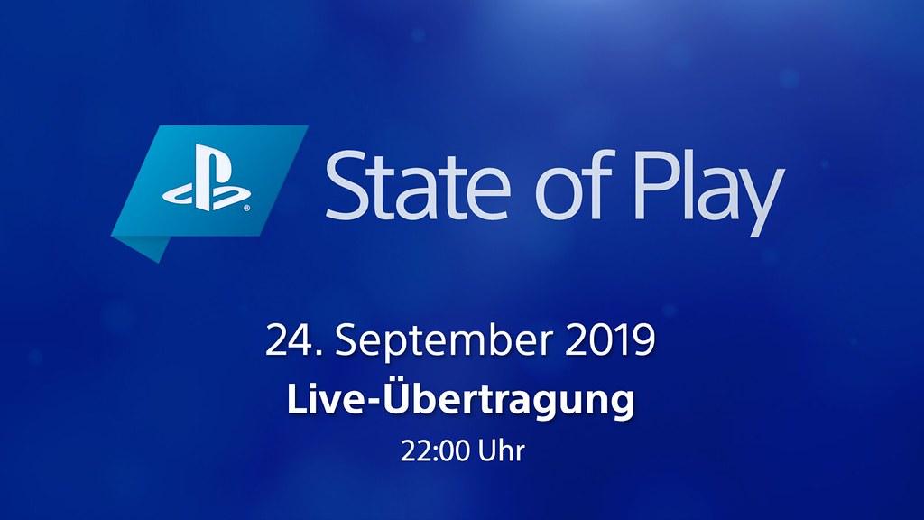 State of Play wird am Dienstag um 22:00 Uhr MESZ live übertragen