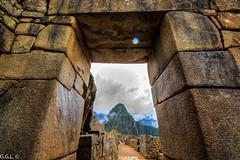 Machu Picchu. Perú. Acceso a la Ciudad Sagrada.