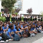 Qui, 19/09/2019 - 12:00 - Estudantes do 1.º ano do Instituto Superior de Contabilidade e Administração de Lisboa visitam os serviços da presidência do Politécnico de Lisboa.