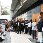 Qui, 19/09/2019 - 11:46 - Estudantes do 1.º ano do Instituto Superior de Contabilidade e Administração de Lisboa visitam os serviços da presidência do Politécnico de Lisboa.