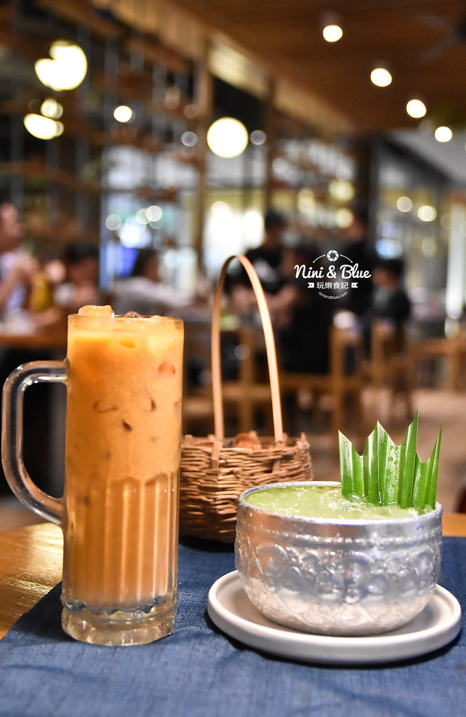 Baan ying泰國曼谷美食餐廳Central World 14