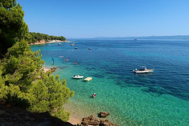 Island Brac, Croatia.