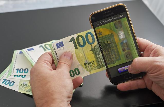 Smart Cash Machine