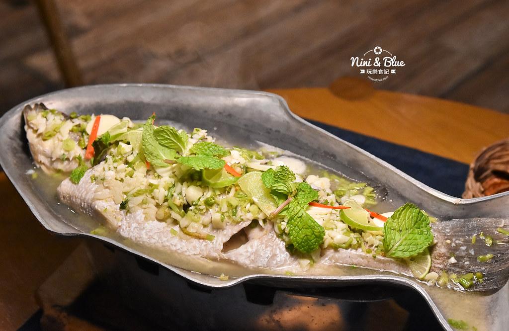 Baan ying泰國曼谷美食餐廳Central World 15
