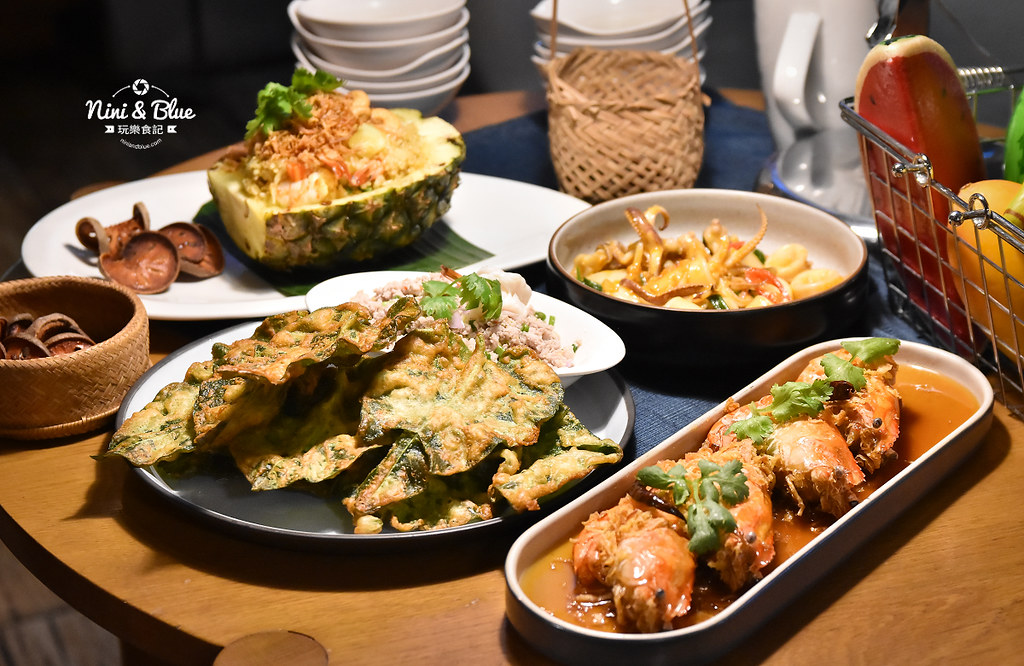 Baan ying泰國曼谷美食餐廳Central World 07