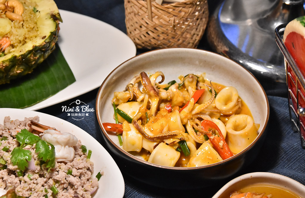 Baan ying泰國曼谷美食餐廳Central World 04