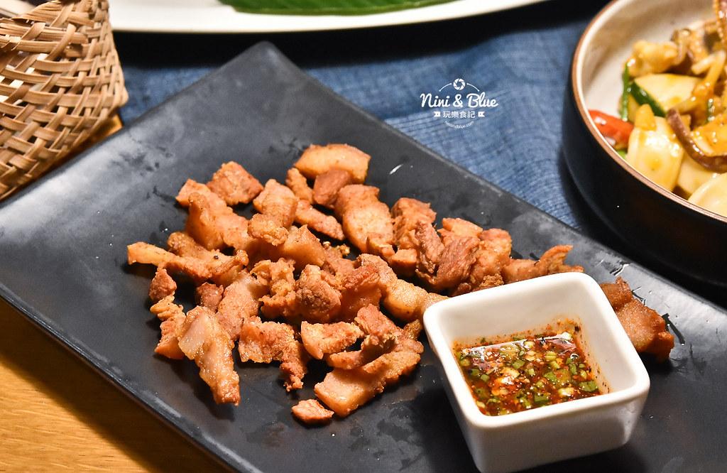 Baan ying泰國曼谷美食餐廳Central World 01