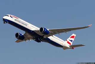 British Airways Airbus A350-1041 cn 340 G-XWBB