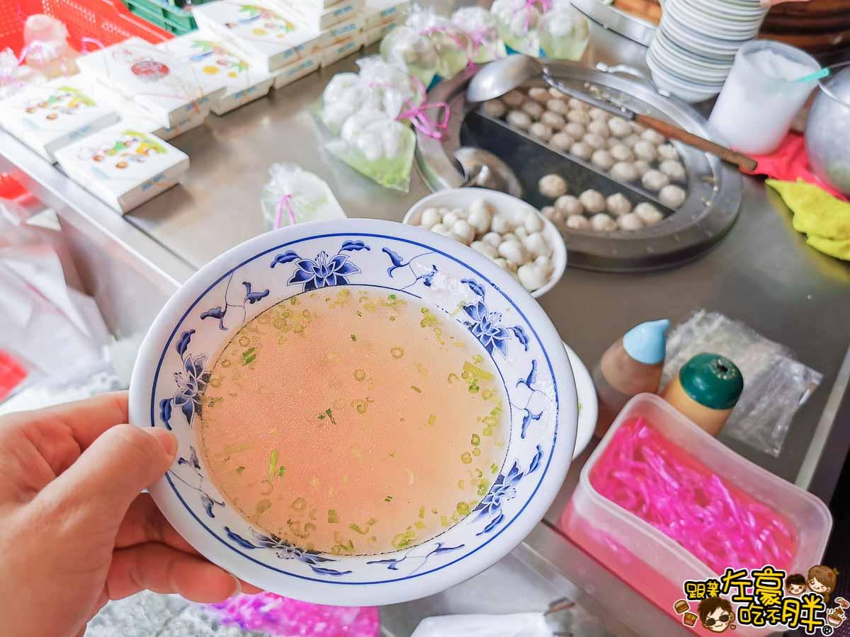 5元肉圓李家肉圓瑞興路(鳳山美食)-16