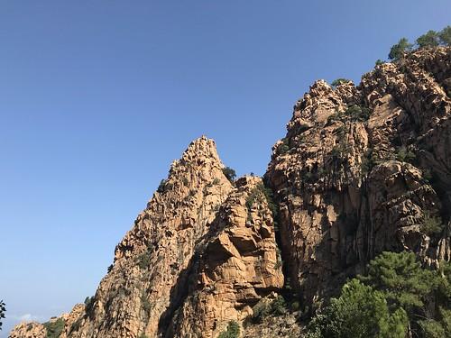 Calanques de Piana (Corse)