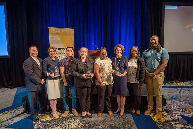 2019 Diversity Champion Awards honorees