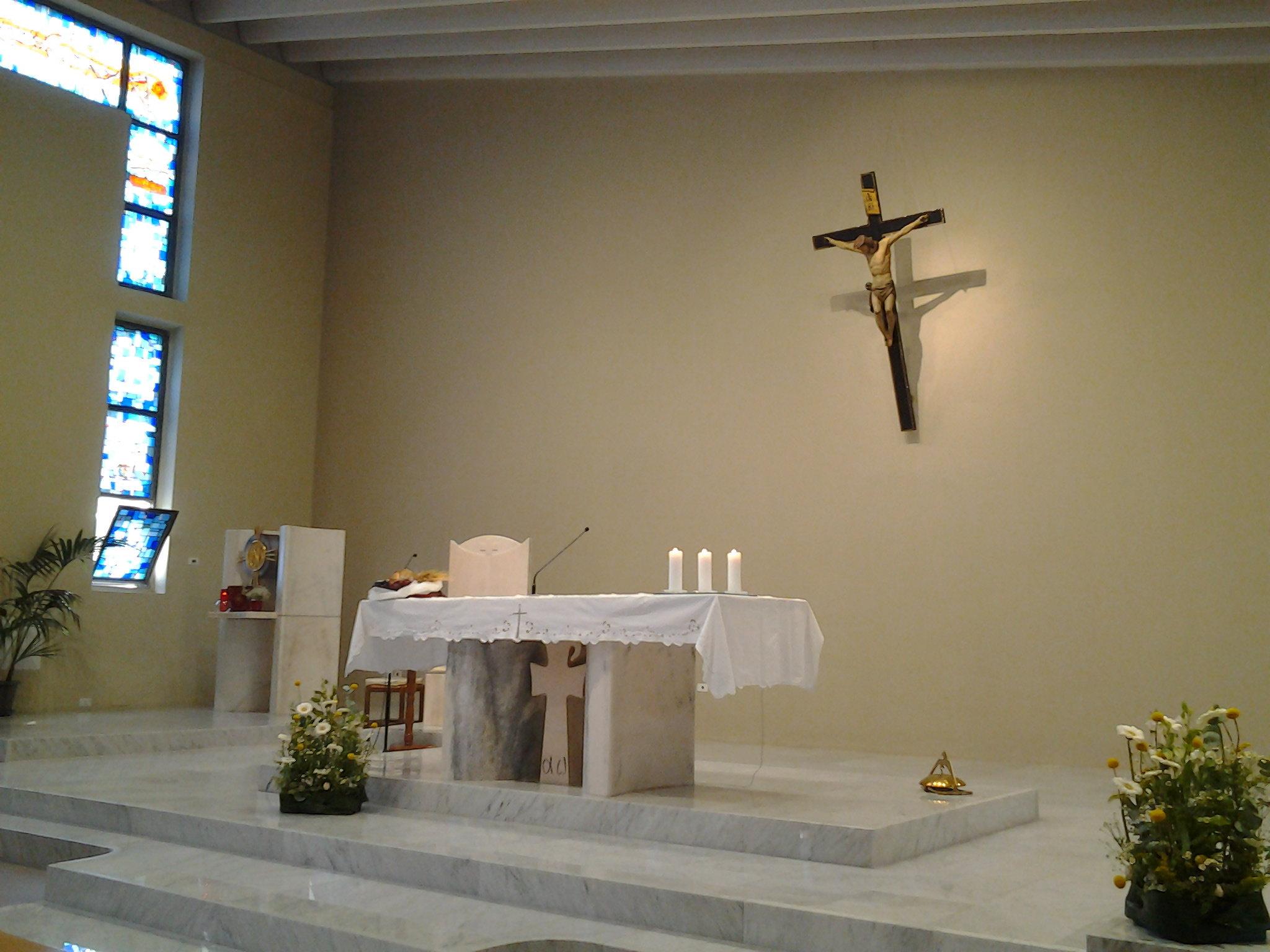 La Parrocchia di San Marziano saluta don Antonio Loi, nominato Parroco a Carpiano