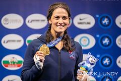 1st Place Match: Adeline Maria Gray (United States) over Hiroe Minagawa Suzuki (Japan)  •  Dec 4-2 - 2019 World Championships