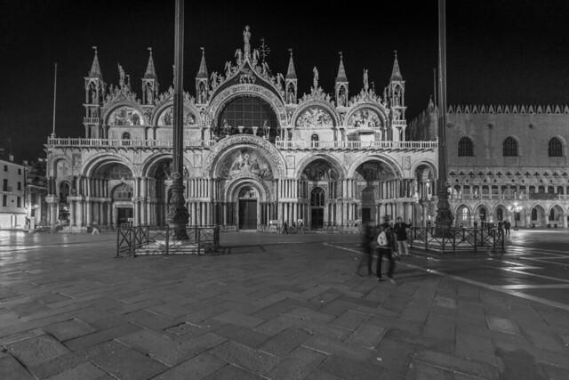 Venecia en blanco y negro (6)