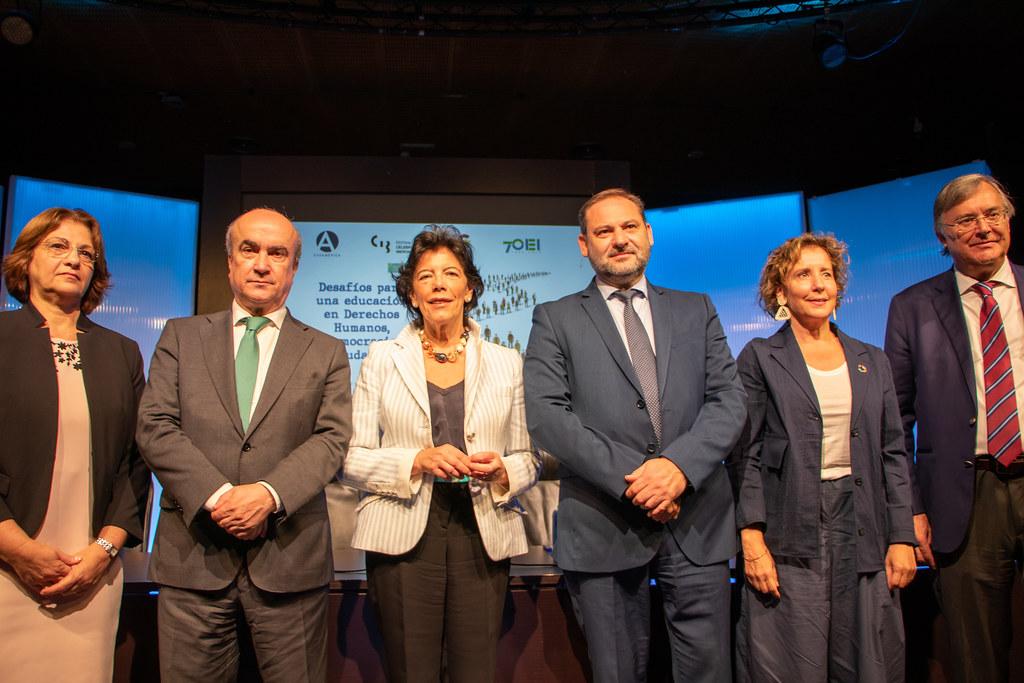 """CIBFest - Conferencia: """"Desafíos para una Educación en Derechos Humanos, Democracia y Ciudadanía"""""""