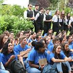 Qui, 19/09/2019 - 11:54 - Estudantes do 1.º ano do Instituto Superior de Contabilidade e Administração de Lisboa visitam os serviços da presidência do Politécnico de Lisboa.