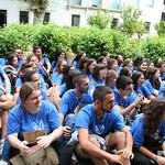 Qui, 19/09/2019 - 11:49 - Estudantes do 1.º ano do Instituto Superior de Contabilidade e Administração de Lisboa visitam os serviços da presidência do Politécnico de Lisboa.