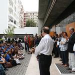 Qui, 19/09/2019 - 11:48 - Estudantes do 1.º ano do Instituto Superior de Contabilidade e Administração de Lisboa visitam os serviços da presidência do Politécnico de Lisboa.