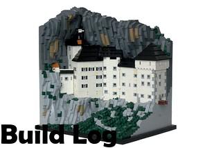 Predjama Castle: Build Log